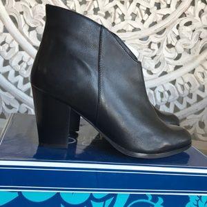 Seychelles Black booties